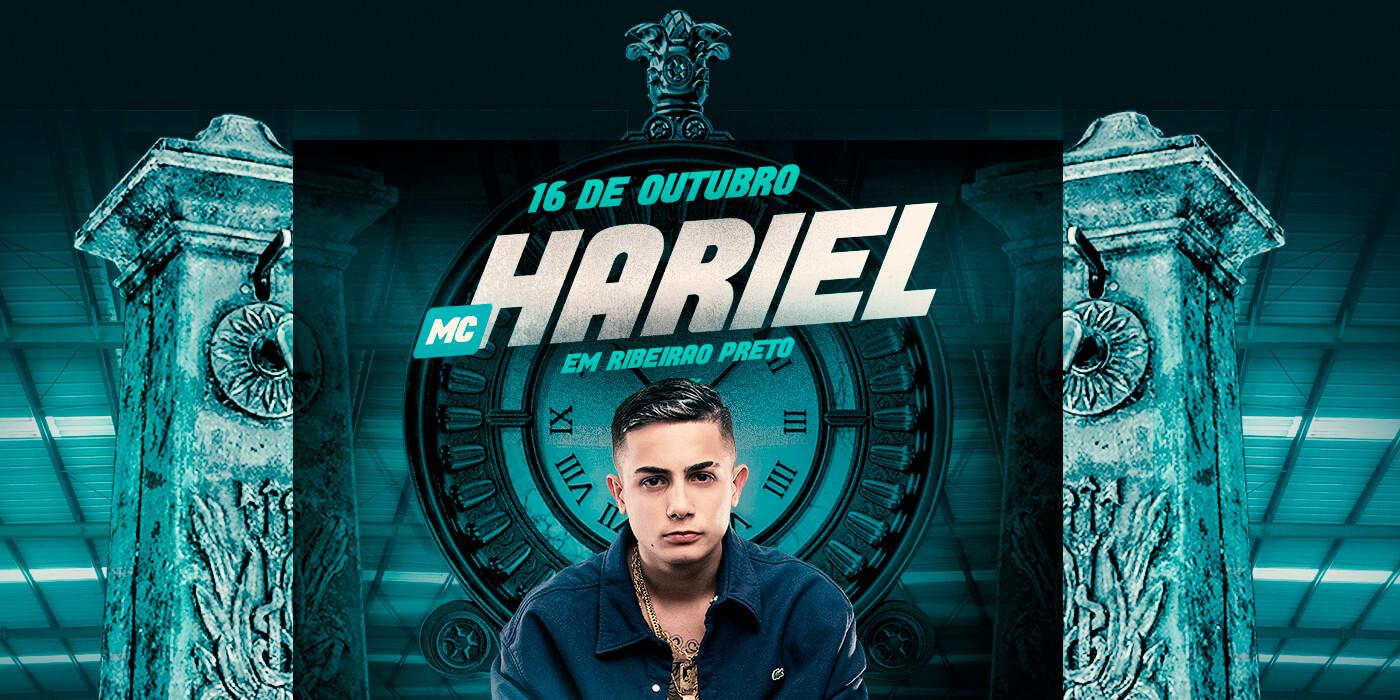 MC Hariel em Ribeirão Preto